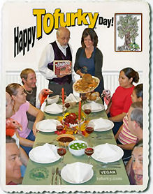 Happy Tofurky Day