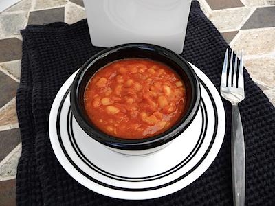 British Baked Beans