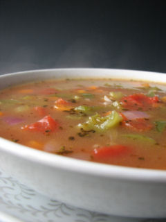 Travelers Tartan Soup